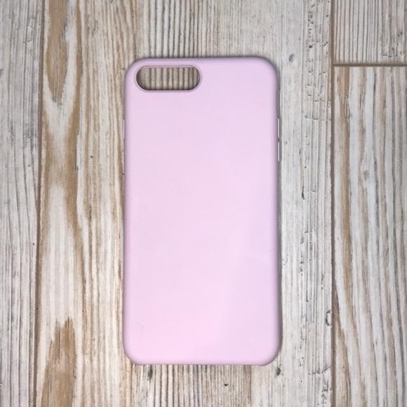 newest collection 3d451 e625c Silicone Phone Case - iPhone 6plus/7plus/8plus